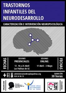Cartel-Neurodesarrollo-COP-Las Palmas